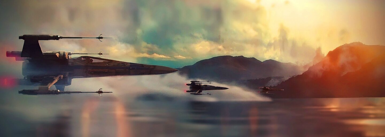 Star Wars: The Force Awakens odkrýva tajomstvá temnej sily a režisér Abrams sa vyjadruje k novej trilógii
