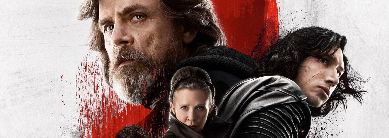 Star Wars: The Last Jedi je moderným a odvážnym veľkofilmom, ktorý je však paradoxne silnejší v dialógoch a v práci s atmosférou (Recenzia)