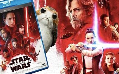 Star Wars: The Last Jedi je v roku 2018 aj napriek sklamaným fanúšikom tým najpredávanejším Blu-ray titulom