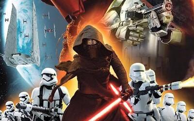 Star Wars ukazujú prvé concept arty, trailer už o chvíľu!