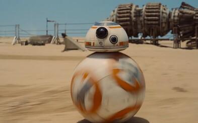 Star Wars VII bude Abramsovým dielom, nie Disneyho zlatou baňou. Kedy uvidíme finálny trailer?