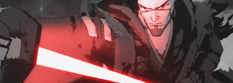 Star Wars Visions je 9 anime filmov z Japonska, ktoré ťa ohúria svojím vizuálom a dospelými príbehmi
