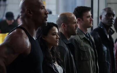Stará partia sa v explóziami a šialenou akciou nabitom traileri pre Rýchlo a zbesilo 8 dáva dokopy, aby zachránila Dominica Toretta