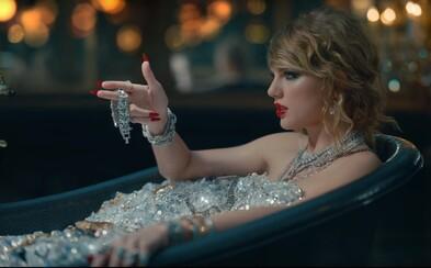 Stará Taylor Swift je mrtvá, vzkazuje zpěvačka v novém videoklipu plném narážek na Kanyeho Westa