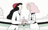 Starbucks má vianočnú reklamu, ktorou búra tabu. Necháva v nej bozkávať sa na pery dve ženy