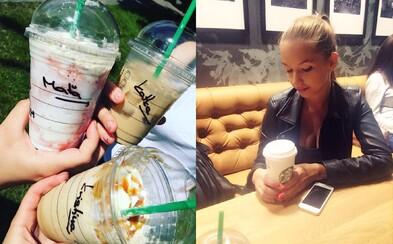 Starbucks ovládol Instagramy Slovákov. Ako si ľudia užívajú prvú prevádzku u nás?