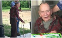 Starček premenil 1000 dolárov na 2 milióny vďaka burze a potom všetko daroval na ochranu prírody. Svoju 70-ročnú snahu nechcel len tak zahodiť