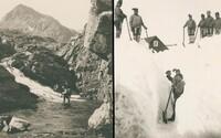 Staré Grónsko na zachovaných záberoch odkrýva svoje jedinečné prírodné krásy i život tunajších ľudí