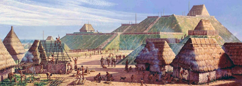 Starobylé velkoměsto Severní Ameriky i dnes ohromuje svou velkolepostí