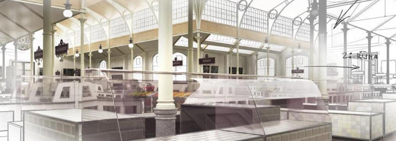Staroměstské tržnici se vrátí původní podoba. Projde rekonstrukcí a vrátí se sem drobní farmáři
