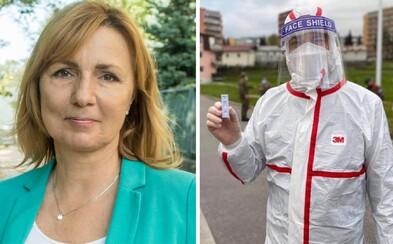 """Starostka bratislavskej Karlovky zvažuje """"vypovedať poslušnosť"""" a ignorovať prípadné druhé kolo celoplošného testovania"""