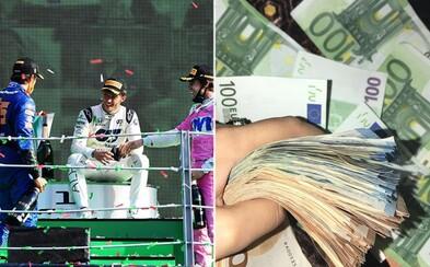 Šťastný Fín vsadil 20 centov a vyhral takmer 34-tisíc eur. Uhádol šialený výsledok pretekov F1 v Monze
