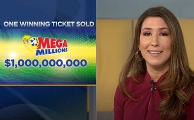 Šťastný výherce získal v loterii 1,05 miliardy dolarů. Podací lístek ho přitom stál pouze 2 dolary