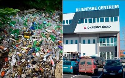 Štátna správa by mohla prestať používať plastové príbory a PET fľaše. Mala by sa radšej piť voda z vodovodu