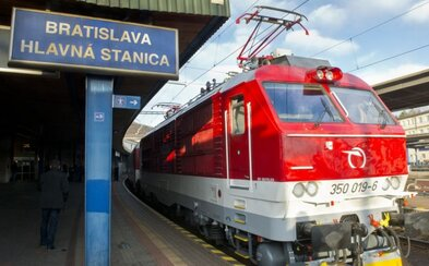 Štátne IC potichu zdraželi, niekde až o 2 €. Železnice investujú 500-tisíc eur do bratislavskej hlavnej stanice kvôli MS v hokeji