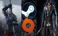 Steam a Origin lákajú na halloweensky výpredaj. Lacnejšie kúpiš najnovší Assassins Creed, Dragon Age, GTA V či tretieho Witchera!