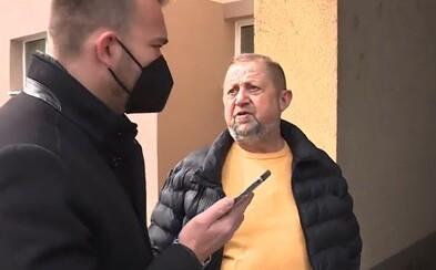 Štefanovi Harabinovi policajti doručili zásielku, ktorej sa vyhýbal. Zrušili pátranie