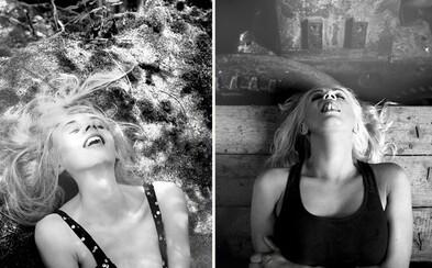 Lechtivá série fotografií zachytává ženy v momentě, kdy dosahují orgasmu. Výrazy tváře se u každé liší