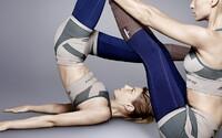 Stella McCartney posouvá hranice sportovního oblečení adidas novou dámskou kolekcí F/W 2015