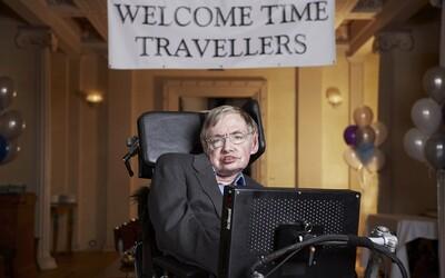 Stephen Hawking se bojí nové nadřazené rasy, která na světě vznikne možná už zanedlouho. Měla by za ní stát umělá inteligence