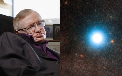 Stephen Hawking vyšle k hviezdnemu systému Alpha Centauri malých robotov. Pomôže mu ruský miliardár aj zakladateľ Facebooku