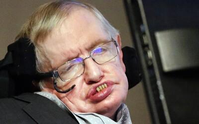 Stephen Hawking ze záhrobí varuje lidstvo před zkázou. Superlidé či umělá inteligence nás mohou vyhubit