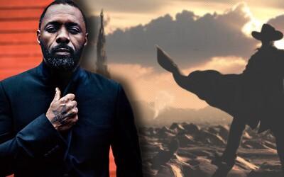 Stephen King s novými informacemi o Temné Věži a Idris Elba na prvních fotkách z natáčení