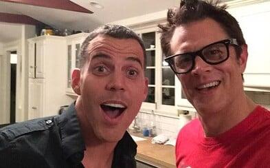 Steve-O a Johnny Knoxville se zranili při natáčení filmu Jackass 4 a skončili v nemocnici