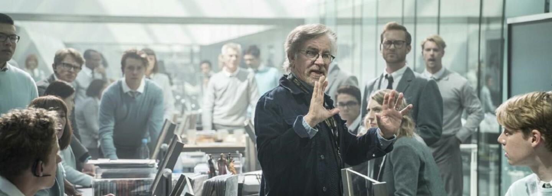 Steven Spielberg chystá hororový seriál. Pozrieť si ho budeš môcť len na smartfóne a o pol noci