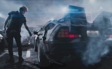 Steven Spielberg drží nohu na plyne a v ďalšom traileri pre Ready Player One baví šialenou akciou aj veľkolepým svetom virtuálnej reality