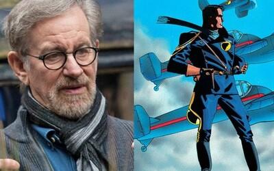 Steven Spielberg mieri do DC. Na plátna prinesie adaptáciu komiksu Blackhawk, kde hlavní hrdinovia bojujú proti nacistom