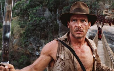 Steven Spielberg natočí s Harrisonem Fordem pátého Indiana Jonese na rok 2019!