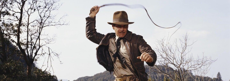 Steven Spielberg natočí s Harrisonom Fordom piateho Indiana Jonesa na rok 2019!