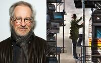 Steven Spielberg pripravuje veľkolepé sci-fi Ready Player One o virtuálnej realite