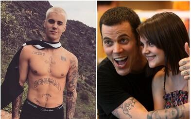 Steve-O chce bojovať s Justinom Bieberom miesto Toma Cruisa