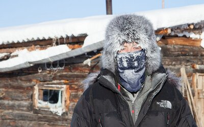 Stěžuješ si, že je ti zima? Na Sibiři teď mají −55 °C, na konec listopadu je to extrémně málo