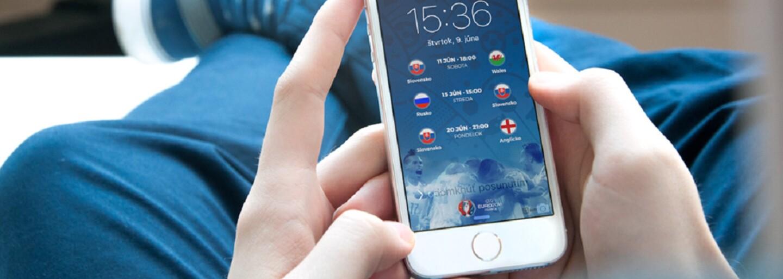 Stiahni si magické dátumy a podpor tak našich futbalistov v boji na európskom šampionáte
