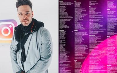 Stiahni si plagát textov všetkých skladieb z Egovho albumu Egotron ešte pred vydaním