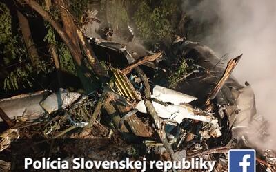 Stíhačka MiG-29 havarovala u Nitry. Pilot přežil, hořící trosky našli v lese