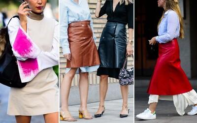 Štokholm žije celý august módou a outfity v uliciach prekonávajú všetky očakávania