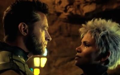 Storm a Wolverine boli v pôvodnej kontinuite X-Men milenci a mali vážnejší vzťah
