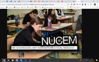 Stovky maturantov zdieľajú status Slováka, ktorý vyhlasuje, že NÚCEM šikanuje a dehonestuje študentov