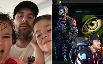 Stráca Zlatá lopta zmysel? Neymar drtil Call Of Duty, Ronaldo bol nezvestný a Messi zase s deťmi