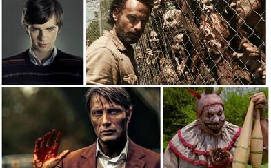 Strach na pokračování aneb ty nejlepší hororové seriály, které známe