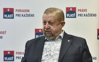 Strana Vlasť samozvaného víťaza volieb Štefana Harabina vyhlasuje bankrot