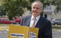 Strana Za Ľudí Andreja Kisku dobieha PS/Spolu, prepadla sa Sloboda a Solidarita Richarda Sulíka