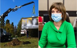 Strane Za ľudí sa nepáči, že im v Košiciach odstránili bilbord. Sami pritom bojovali proti reklamnému smogu