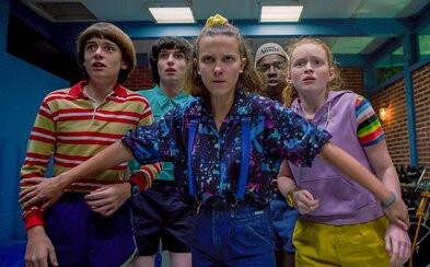 Stranger Things pre koronavírus ruší natáčanie. S produkciou nových filmov a seriálov skončili aj Disney a Netflix