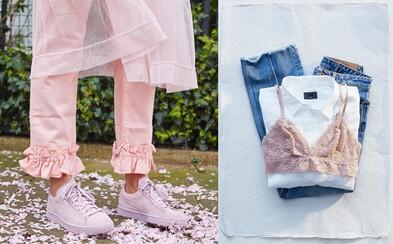 Třásně, květované výšivky i volány. Těchto 7 módních trendů na jaro a léto 2017 ti zaručí okamžitý úspěch