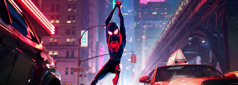 Strapo, Moma, Moloch a PPPíter dabujú pavúčich mužov a ženy v skvelom animáku Spider-Man: Paralelné svety